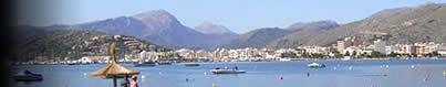 holiday villa in puerto pollensa
